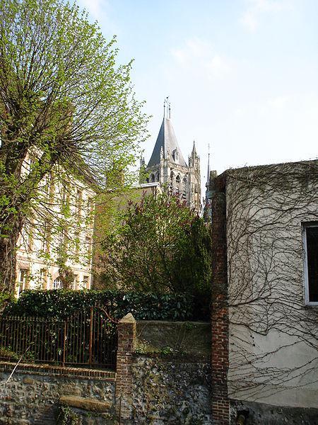 Église Saint-Martin de L'Aigle