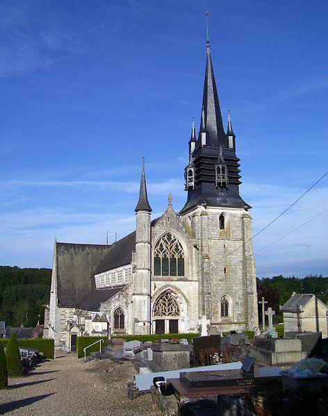 Image : Basilique Notre-Dame-de-la-Couture