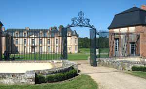 Image : Château de Montigny-sur-Avre