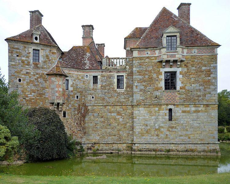 Image : Château du Blanc-Buisson