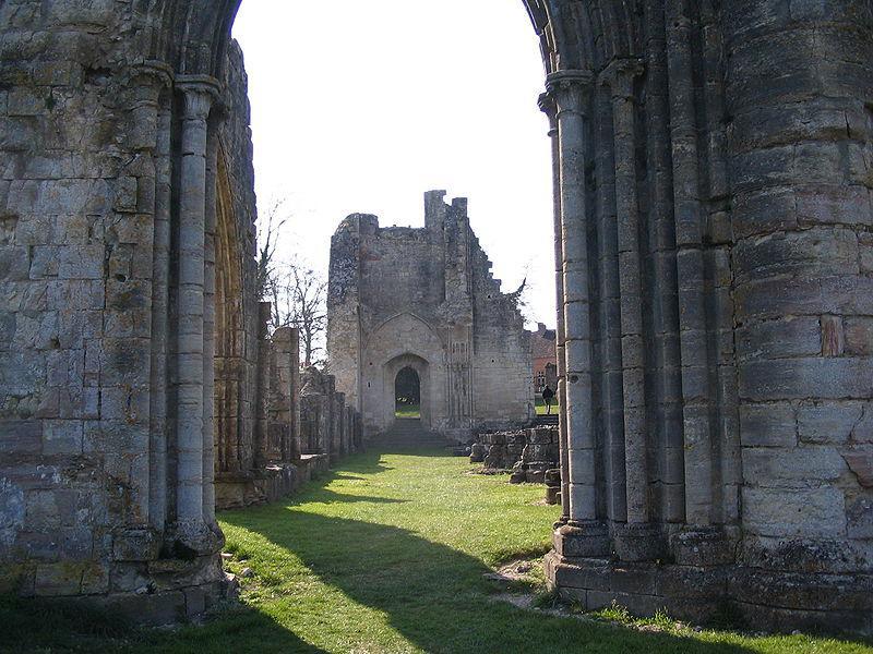 Abbaye Saint-Evroult-Notre-Dame-du-Bois