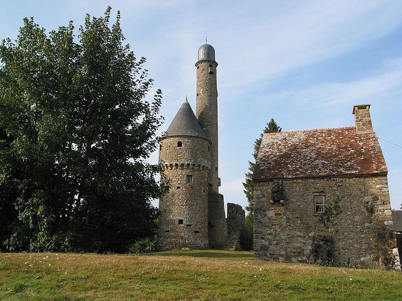Tour de Bonvouloir, Juvigny-Sous-Andaine