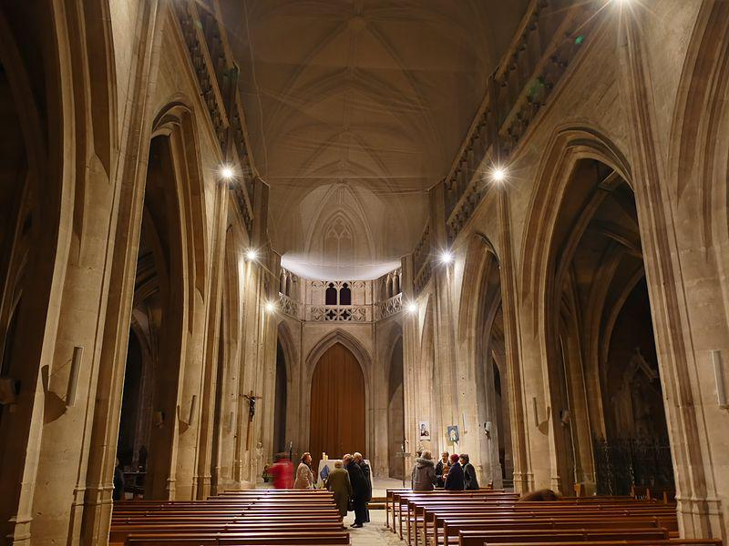 Alençon - Église Saint-Léonard