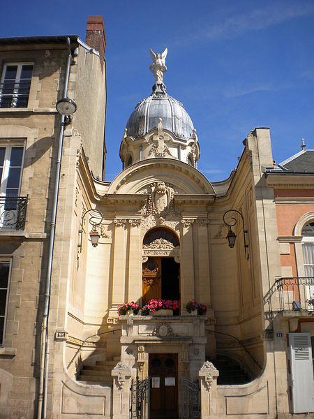 Alençon, Maison natale de sainte Thérèse de l'enfant-Jésus et chapelle