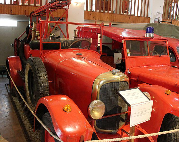 Musée des sapeurs pompiers de l'Orne