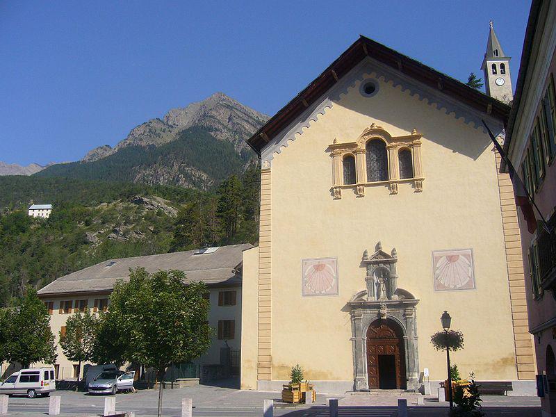 Église Saint-Nicolas de Myre