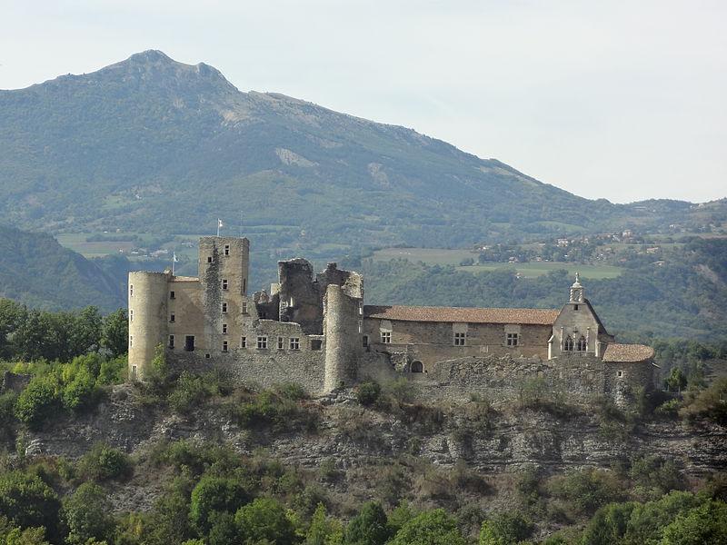 Tallard, château