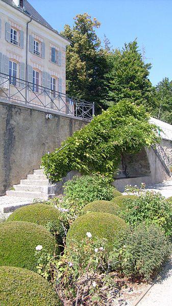 Conservatoire botanique national Alpin -- Domaine de Charance