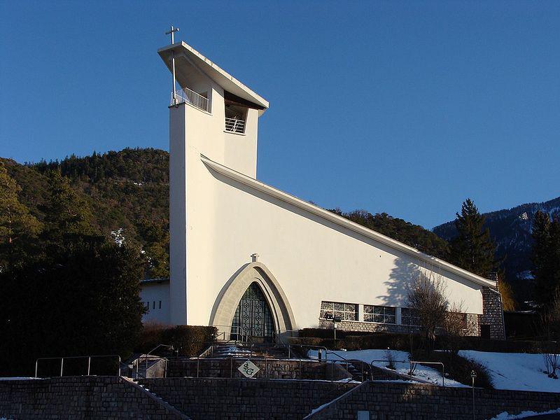 L'église de Savines-le-Lac