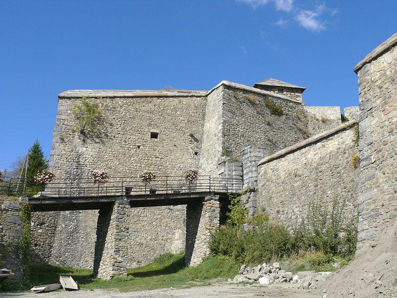 Citadelle de Seyne