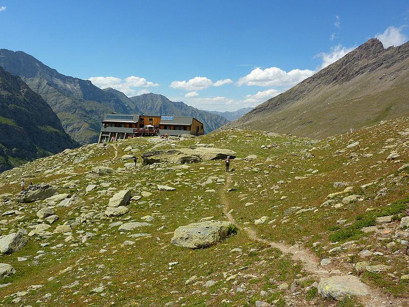 Refuge du Viso - Réserve naturelle nationale de Ristolas - Mont-Viso
