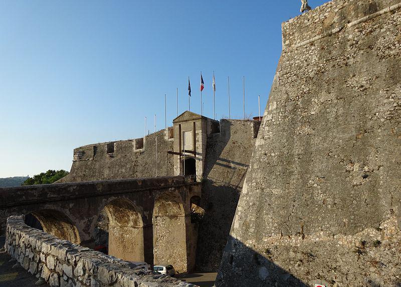 Citadelle Saint-Elme, Villefranche-sur-Mer
