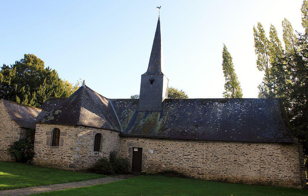 Chapelle de Lannouée