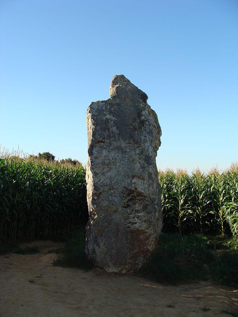 Menhir de la pierre longue