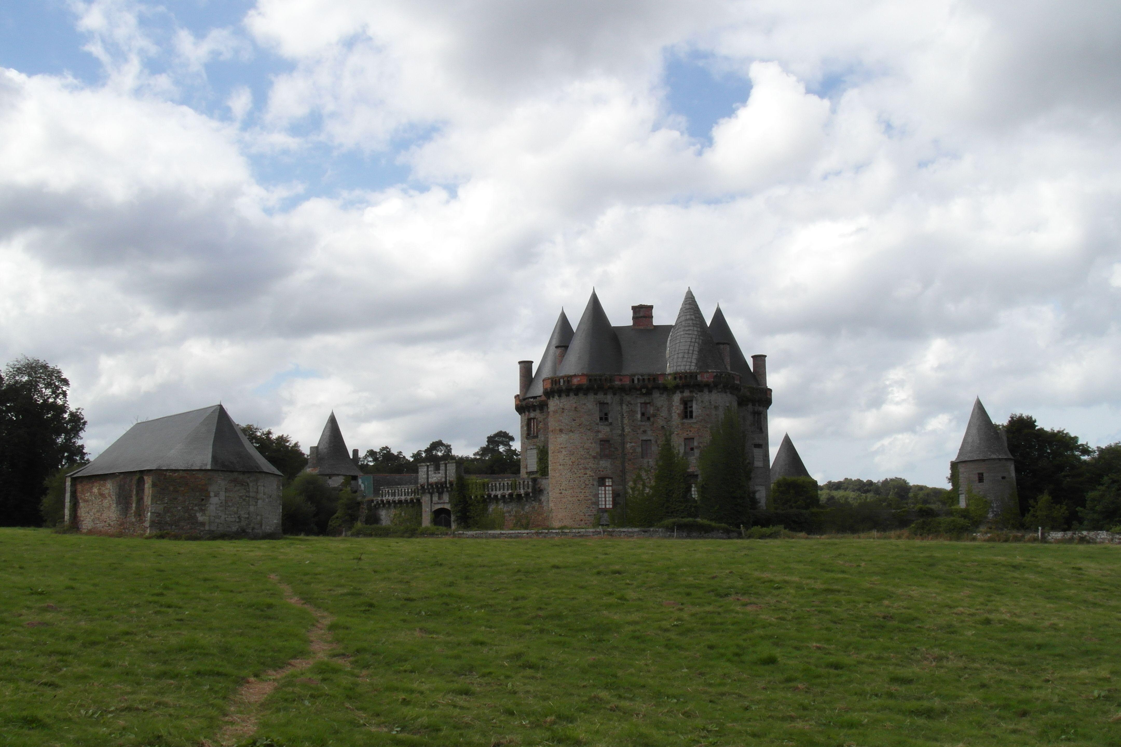 Image : Parc de la Higourdais