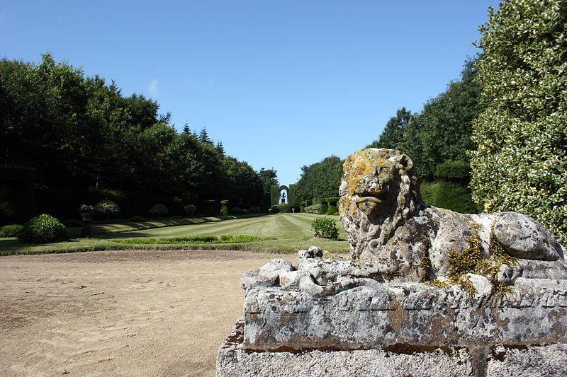 Image : Parc du Château de Caradeuc