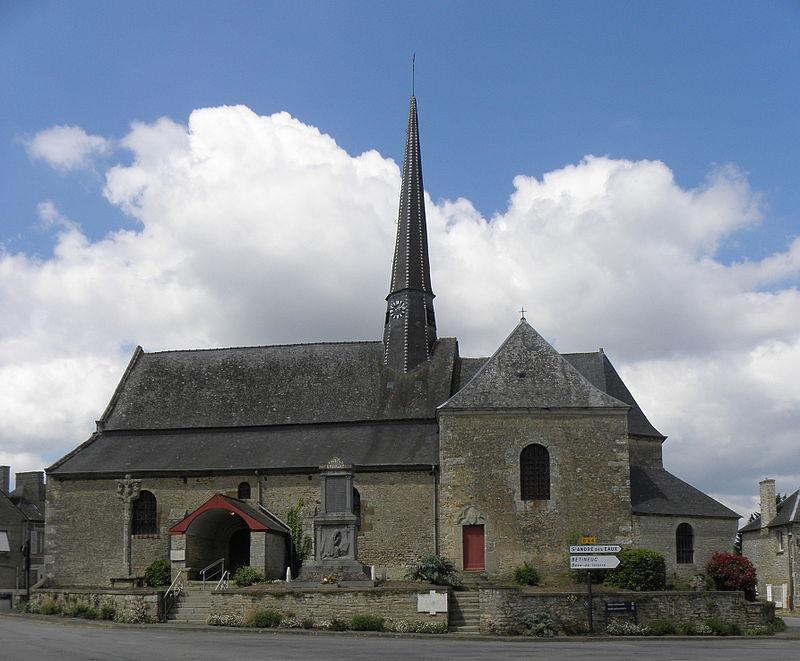 Image : Saint-Juvat