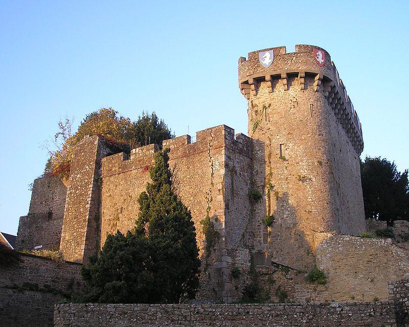 Château d'Avranches