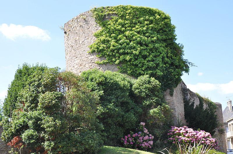 Jardin Avranches