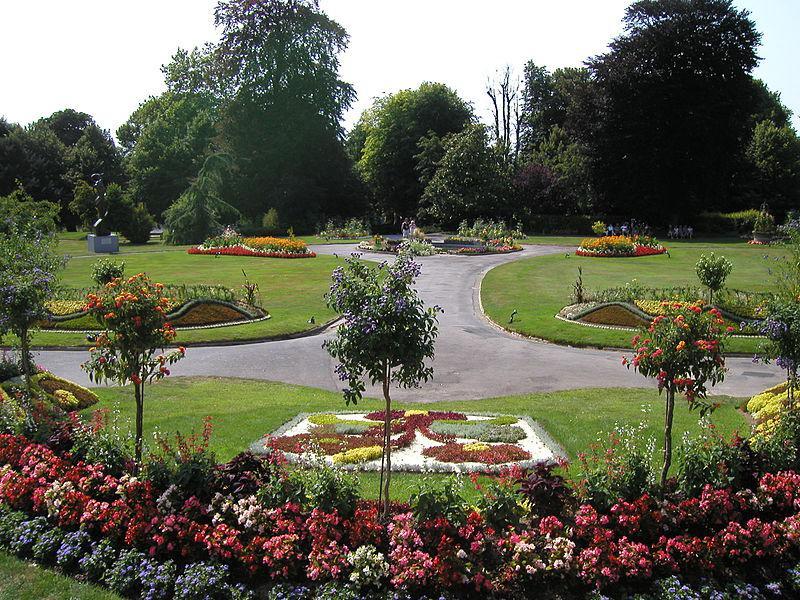 Parcs jardins botaniques arboretums manche 50 for Jardins des plantes