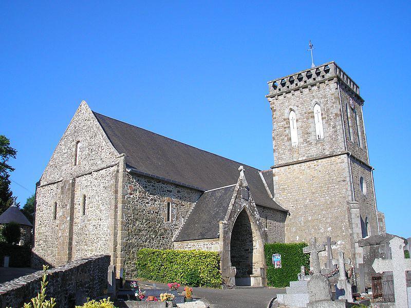 Saint-Jean le Thomas - Eglise