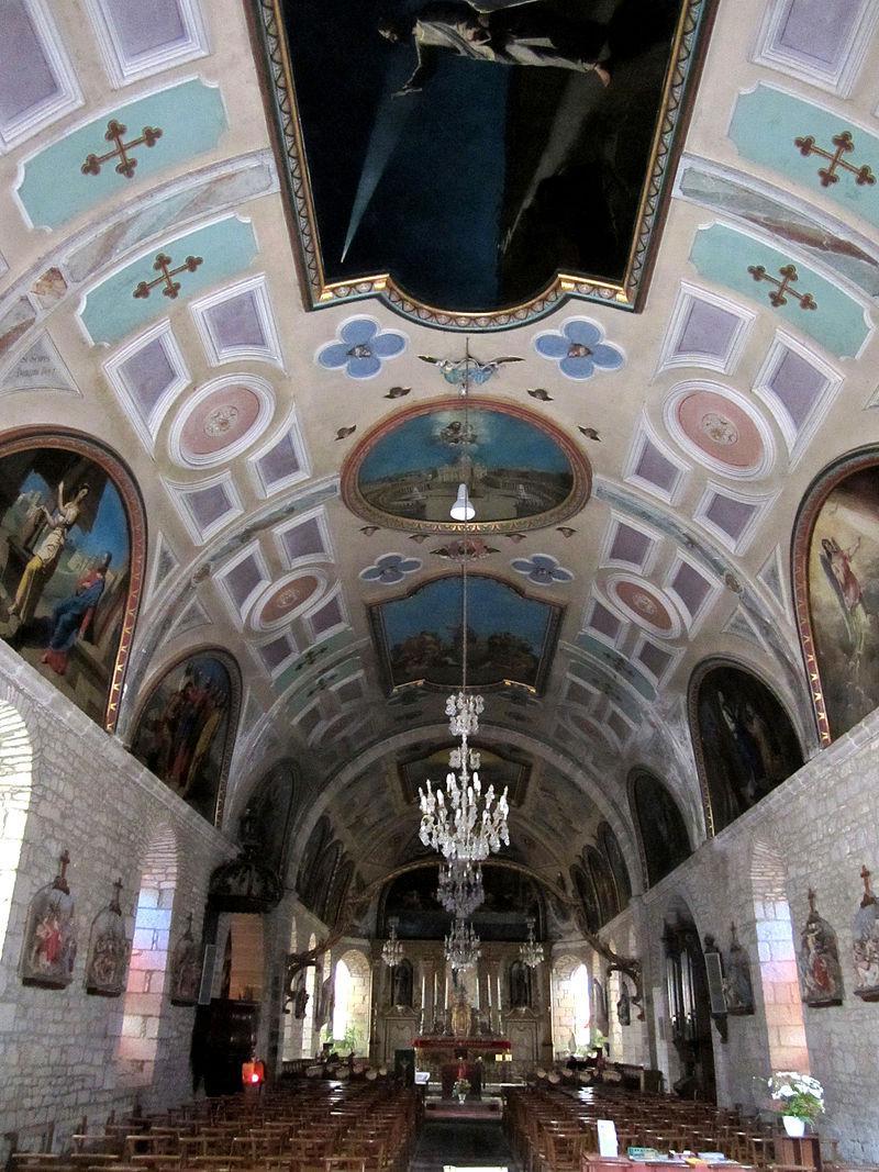 Église Notre-Dame de Montfarville