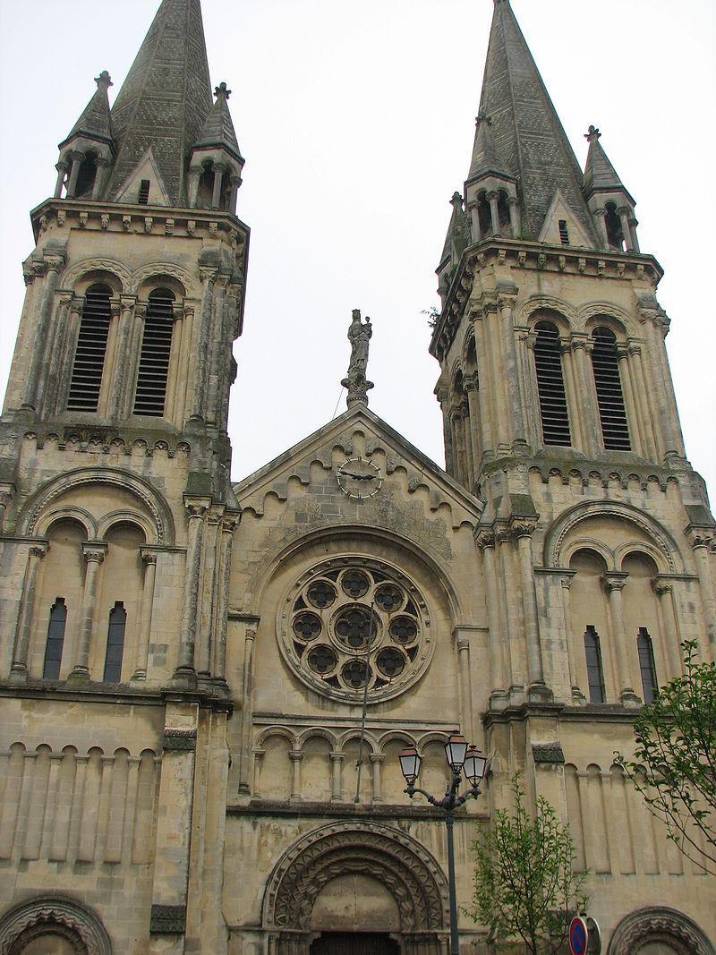 L'église Notre-Dame-du-Vœu