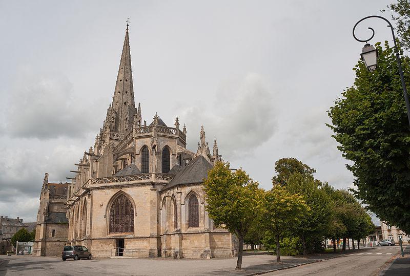 Carentan Église Notre Dame
