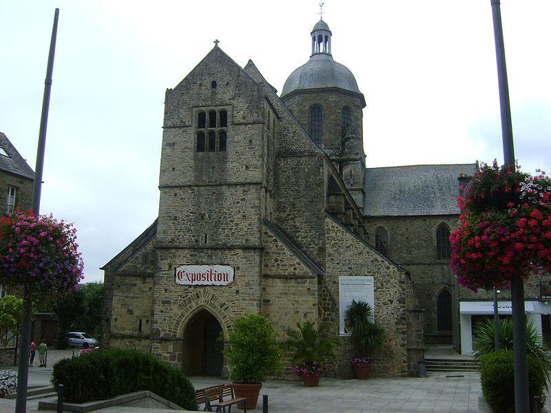 Eglise Saint-Nicolas de Coutances
