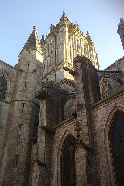 Église Saint-Pierre de Coutances