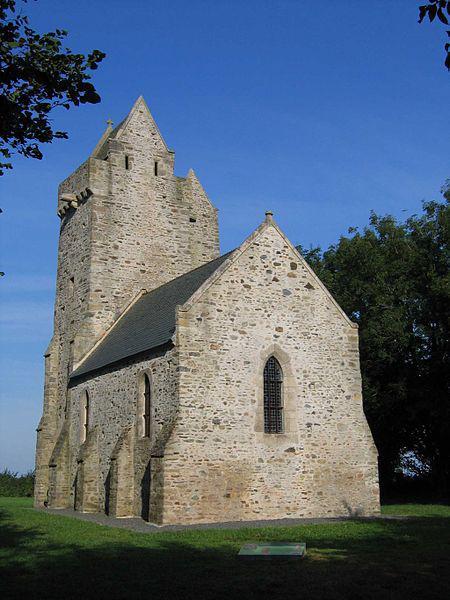 Ermitage de saint Gerbold