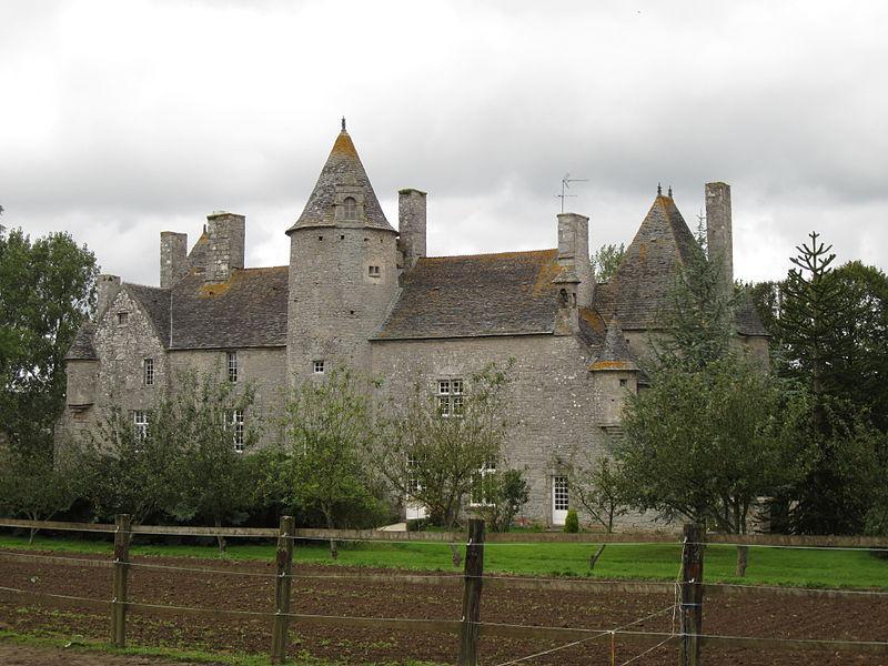 Ch teaux forts manoirs vestiges ruines manche 50 for Vendeur de maison