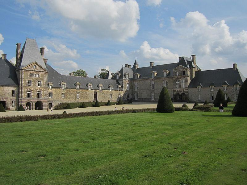 Parc et Château de Canisy