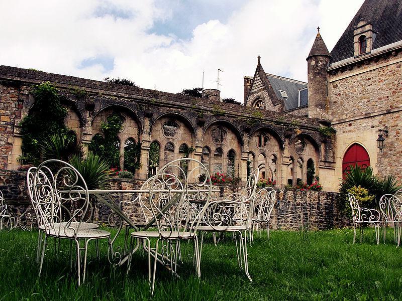 Château de Martinvast