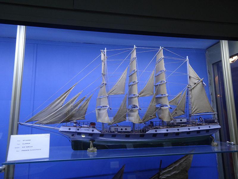 Musée de la Mer et de l'Ecologie