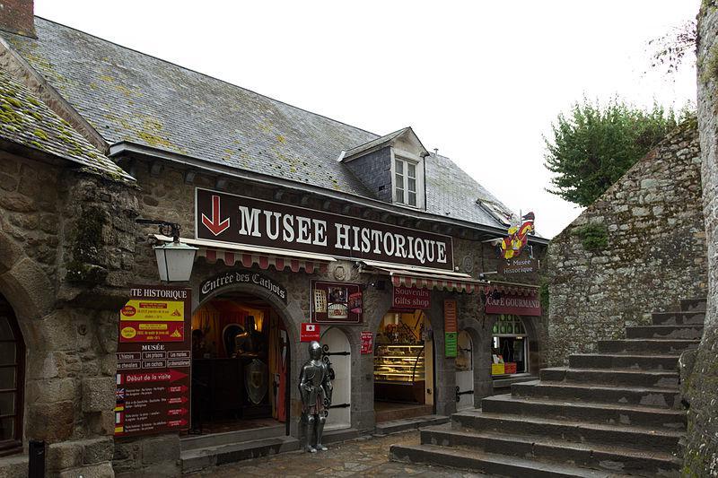 Musée historique du Mont-Saint-michel