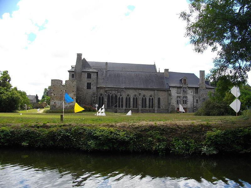 Abbaye Saint-Magloire