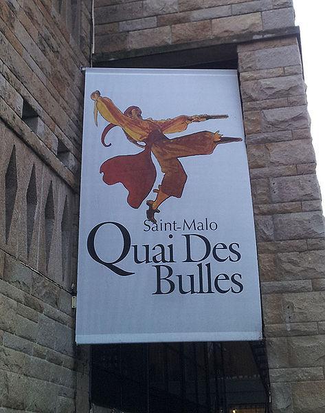 Image : Quai des Bulles : Le Festival Bd de Saint-Malo