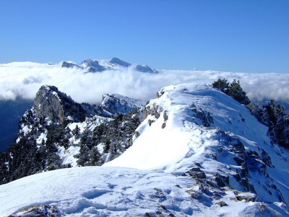Mont Aiguille_Chichilianne