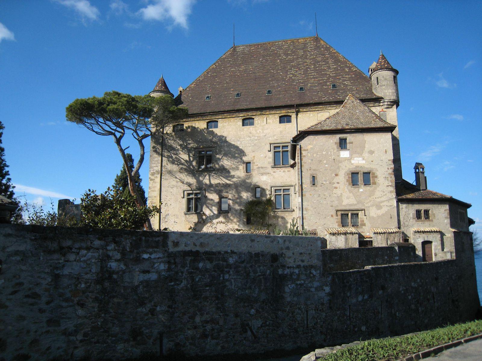 château_Yvoire