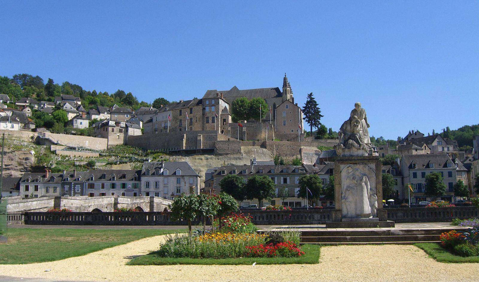 Image : Office de Tourisme* de Terrasson-Lavilledieu