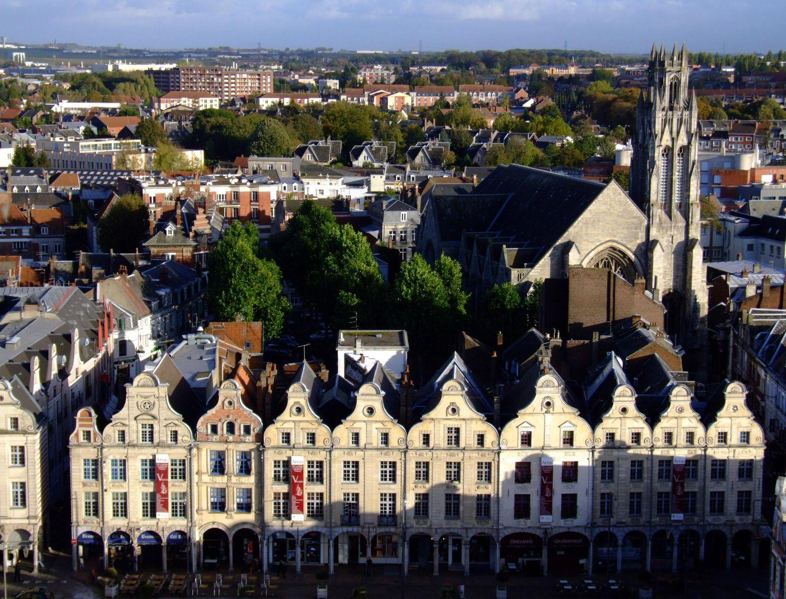 grand place_Arras