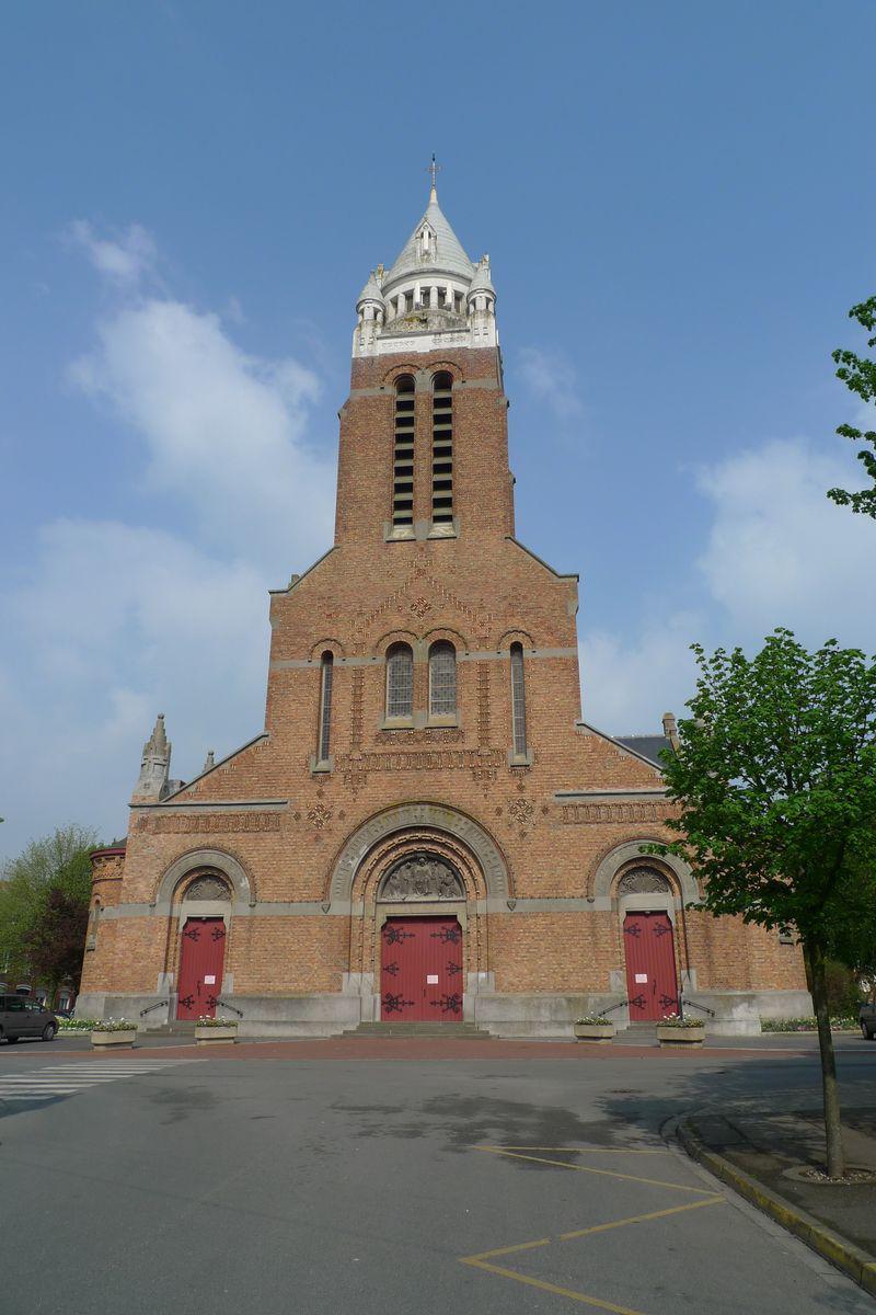 Eglise St Vaast_Bailleul