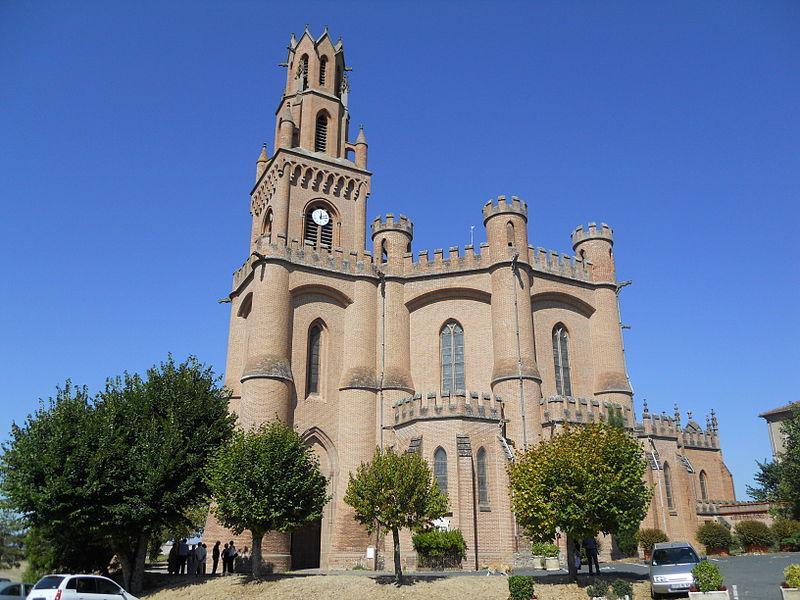 Église Notre Dame de la Drèche