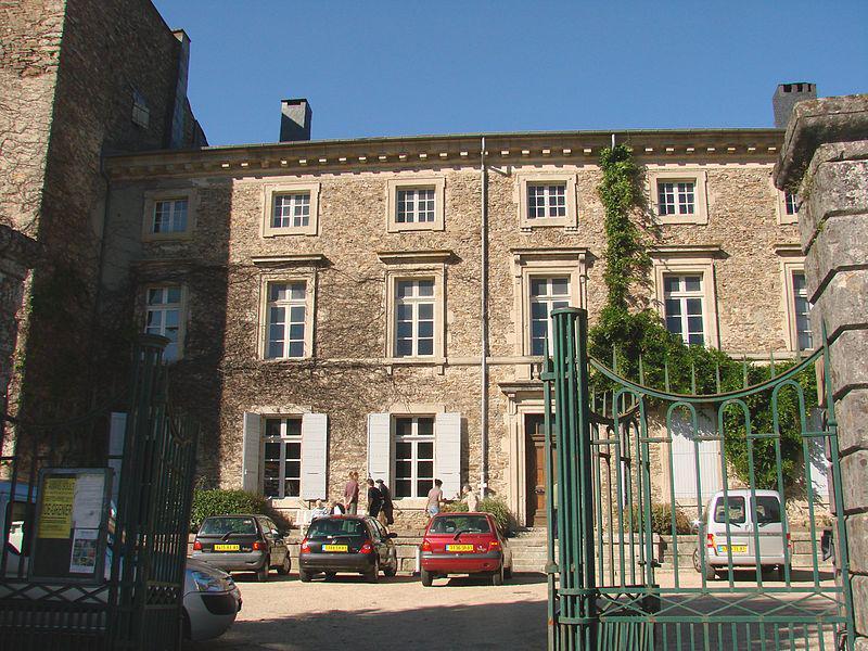 Château de Saint-Amans-valtore