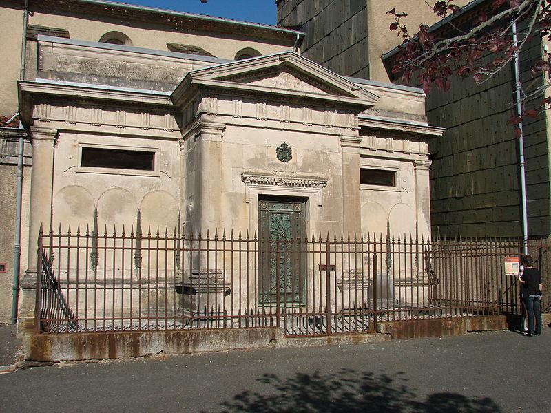 Chapelle funéraire saint amans soult