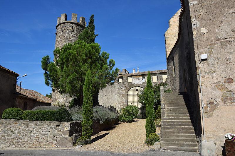 Château de Roquecourbe-Minervois