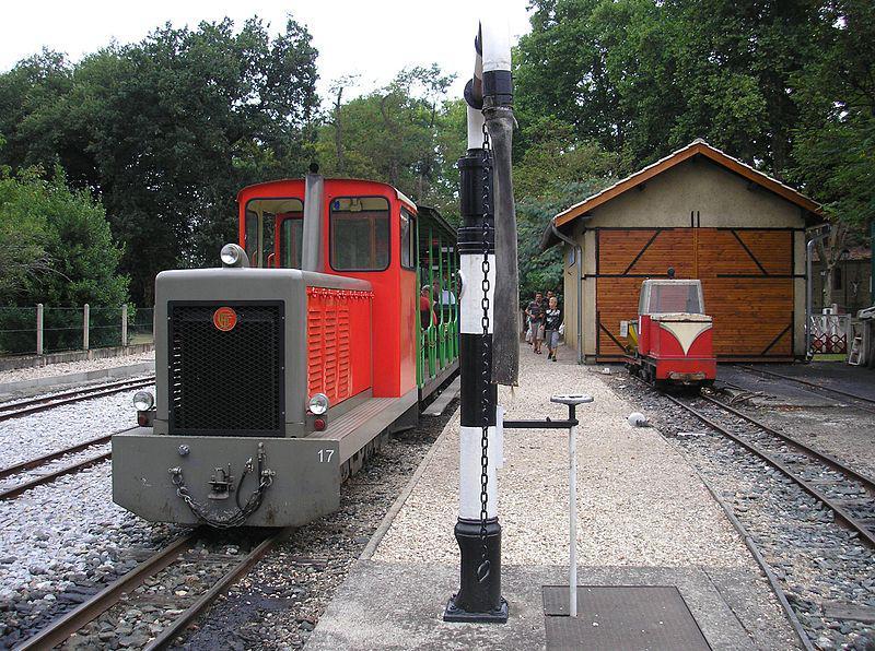 Chemin de Fer Touristique du Tarn