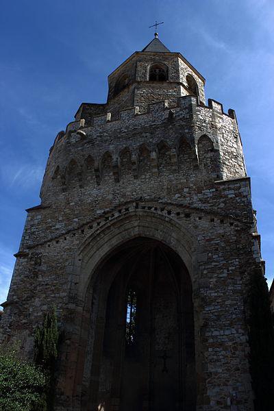 Eglise Saint-Martin de Sorèze