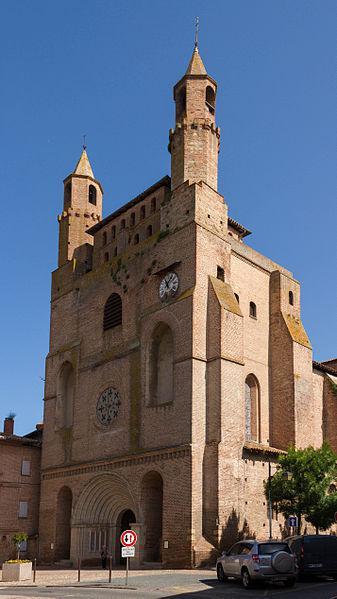 Église Notre-Dame-du-bourg Rabastens